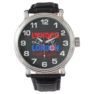 London custom watches