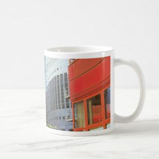 London Docklands office buildings, England, U.K. Mugs