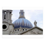London Dome Post Card