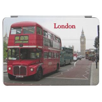 London Double-decker Bus Horizontal iPad Air Cover