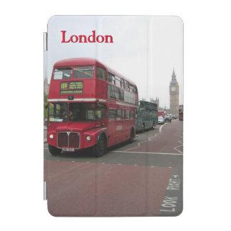 London Double-decker Bus iPad Mini Cover