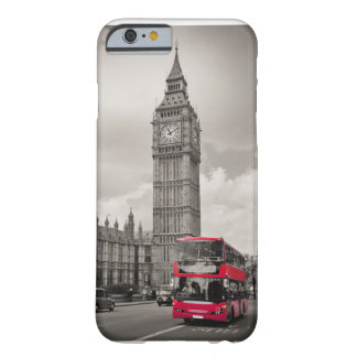 London England Barely There iPhone 6 Case