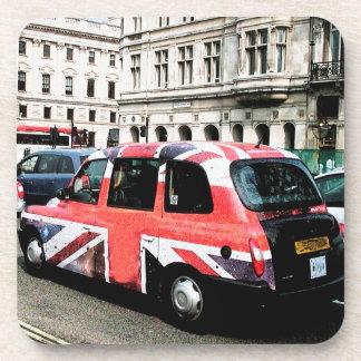 London England Drink Coaster
