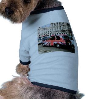 London England Doggie Tee Shirt