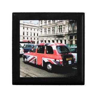 London England Keepsake Box