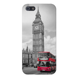 London England iPhone 5/5S Cover