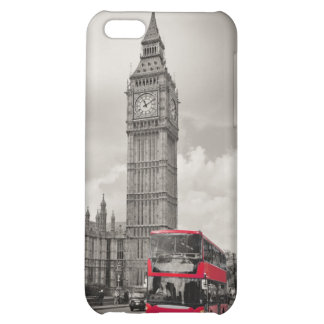 London England iPhone 5C Cover