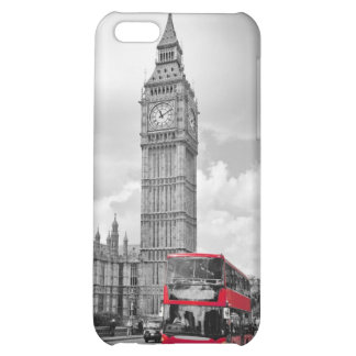 London England iPhone 5C Cases