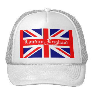 LONDON ENGLAND (MOJISOLA A GBADAMOSI) MESH HATS