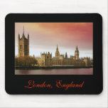 London, England Mouse Pads