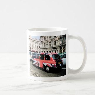 London England Basic White Mug