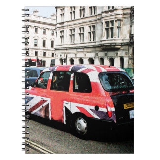 London England Notebooks