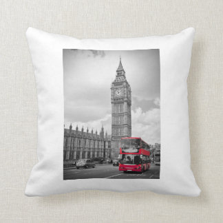 London England Pillow