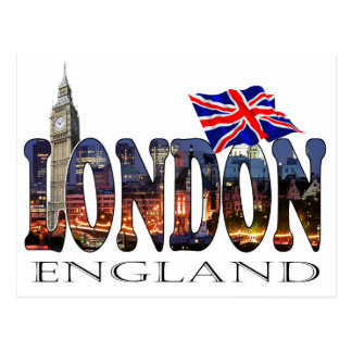 London England Post Cards
