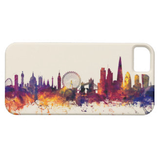 London England Skyline Barely There iPhone 5 Case