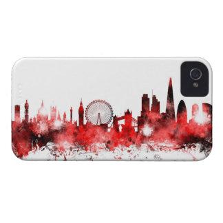 London England Skyline iPhone 4 Case-Mate Cases