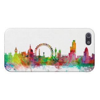 London England Skyline Case For iPhone 5/5S