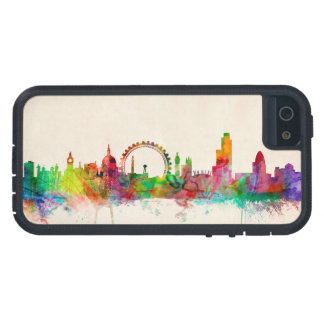 London England Skyline Case For The iPhone 5
