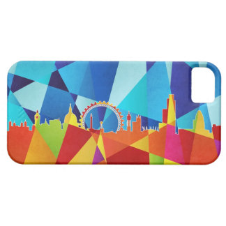 London England Skyline Cityscape Barely There iPhone 5 Case