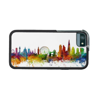 London England Skyline Cover For iPhone 5