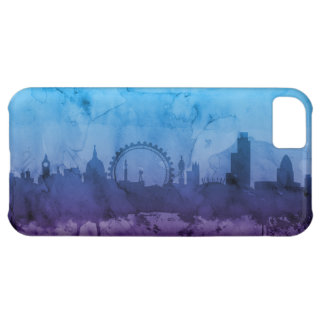 London England Skyline Cover For iPhone 5C