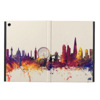 London England Skyline iPad Air Cover