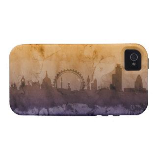 London England Skyline iPhone 4 Cases