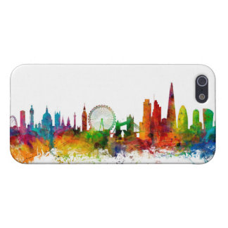 London England Skyline iPhone 5/5S Case