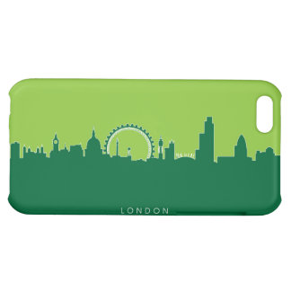 London England Skyline iPhone 5C Cover