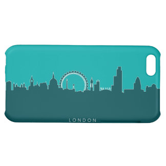 London England Skyline Case For iPhone 5C