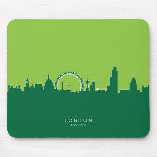 London England Skyline Mouse Pad