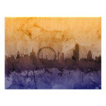 London England Skyline Photo