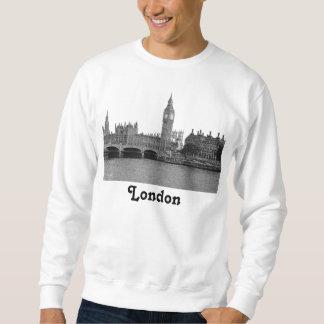 London England UK Skyline Etched Sweatshirt