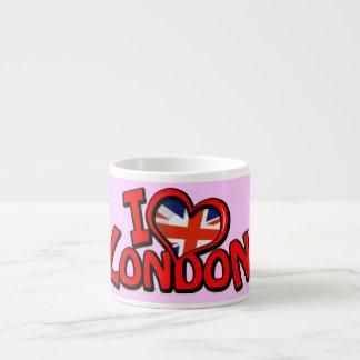 London Espresso Mug