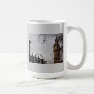 London Eye and Big Ben Coffee Mug