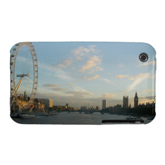 London Eye and Parliament iPhone 3 Case-Mate Cases