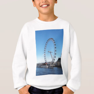London Eye and River Thames Sweatshirt