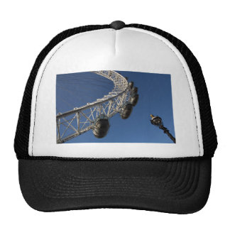 London Eye and street Lamp Hats