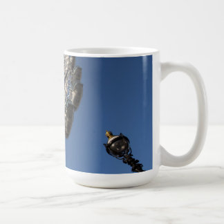 London Eye and street Lamp Coffee Mug