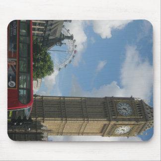 London Eye & Big Ben Mousepad