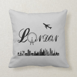 London Eye British Theme Pillow/Cushion Cushion