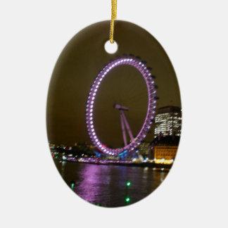London Eye Christmas Ornament