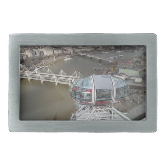 London Eye City View Belt Buckle