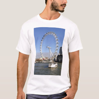 London Eye Ferris Wheel Man's T-Shirt