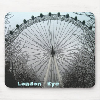 London Eye Mouse Mat