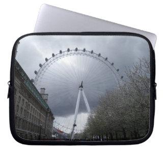 London Eye Neoprene Laptop Sleeve 10 inch