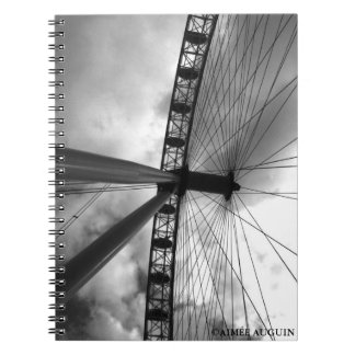 London Eye Notebook