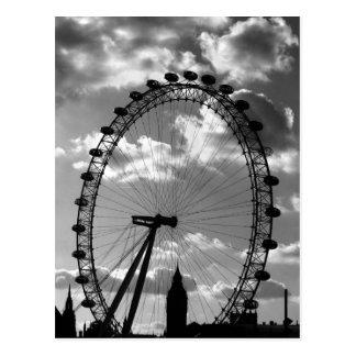 London Eye Post Card