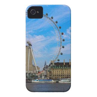 London Eye United Kingdom iPhone 4 Case-Mate Case