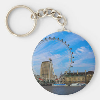 London Eye United Kingdom Key Ring